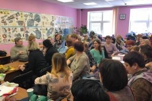 Весенние шерстяные посиделки в Перми от Шерстяного чуда