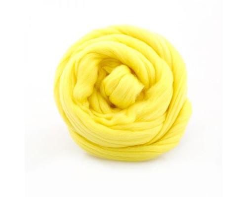 Австралийский меринос  50 гр., Россия. Цвет -  Лимон