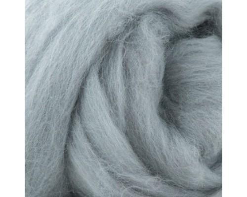 Австралийский меринос 18 мк., 50 гр. Италия. Цвет - Волк