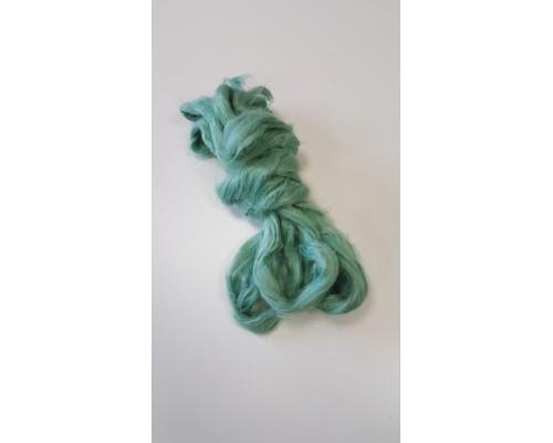 Волокна льна. Цвет — Лягушка. Италия