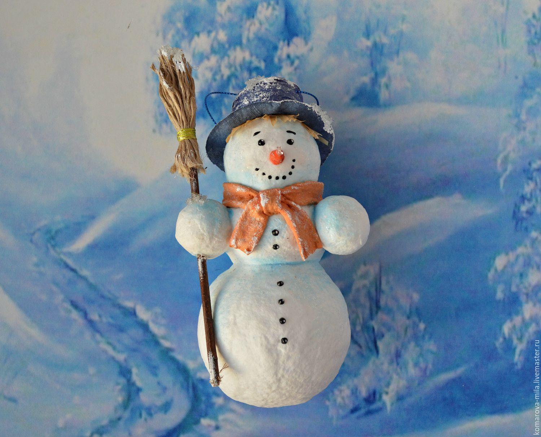 чтоб даже снеговик из ваты своими руками пошаговое фото дарьи