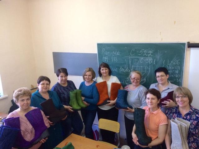 Уральские мастерицы